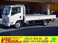 エルフトラックワイドロング 平ボディー 積載2000kg セイコーラック