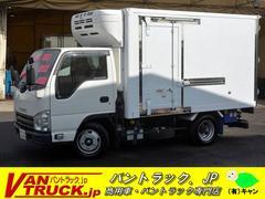 エルフトラック10尺 冷凍車 積載2000kg サイドドア 東プレ 低温