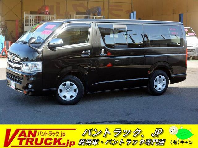 トヨタ ロング スーパーGL 5ドア ディーゼル ナビ 小窓 3型