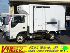 エルフトラック10尺 冷凍車 4WD サイドドア スタンバイ 1.85t積