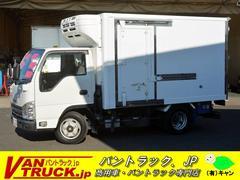 エルフトラック10尺 冷凍 2t積 サイドドア スタンバイ −度設定