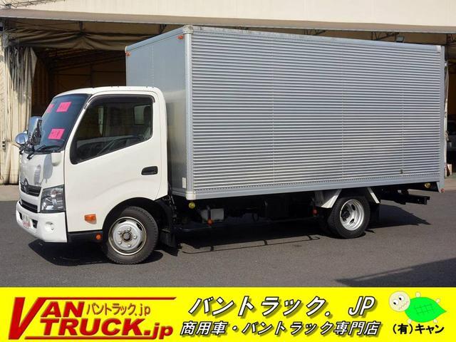 トヨタ ワイドロング アルミバン 積載2000kg ETC