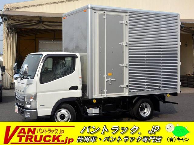 三菱ふそう 10尺 高箱 サイドドア MT 衝突軽減 積載2000kg
