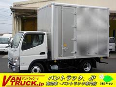 キャンター10尺 アルミバン サイドドアAT 高箱 衝突軽減 積載2t
