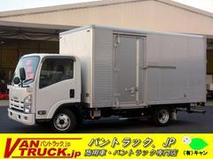 エルフトラックワイドロング アルミバン 積載2000kg サイドドア