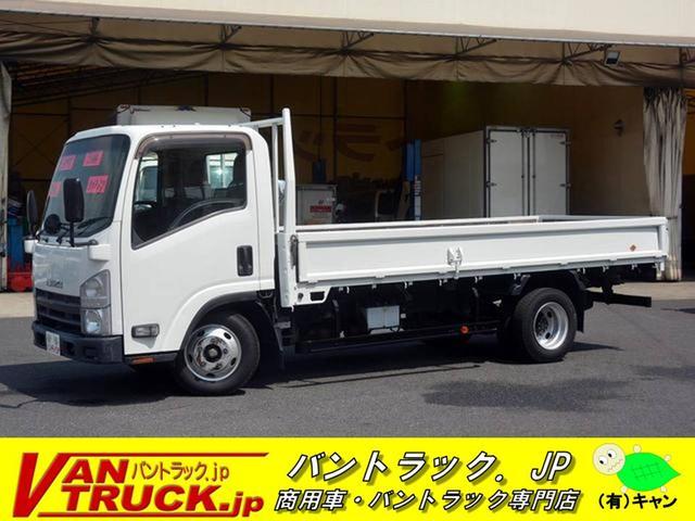 いすゞ 標準幅 ロング 平ボディー 積載2000kg セイコーラック