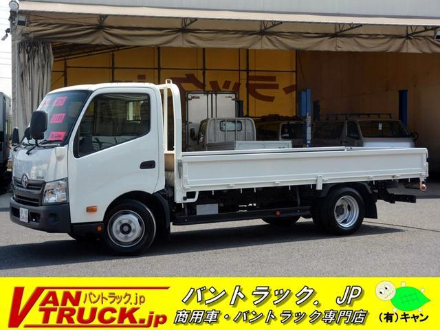 トヨタ ダイナトラック ワイドロング 平ボディー 2t積 セイコーラック ETC