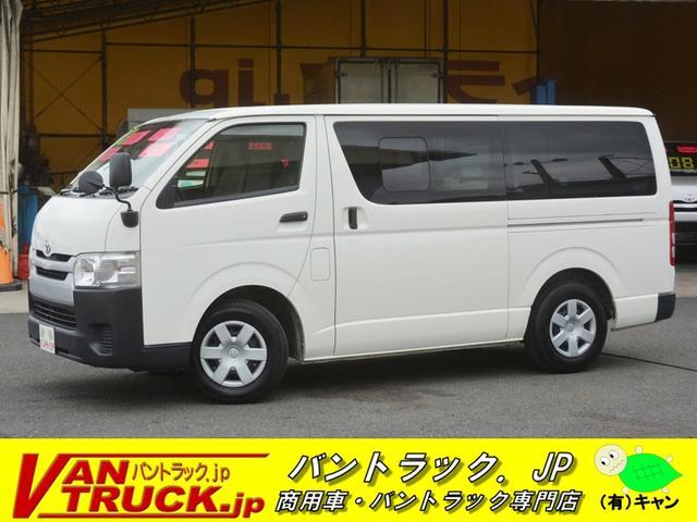 トヨタ ロング DX 5ドア ガソリン 6人乗 ナビ ETC 小窓