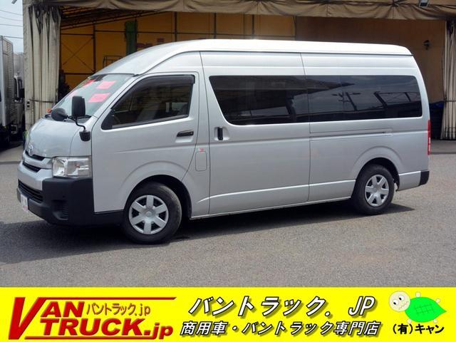 トヨタ GL 14人乗 4ドア ナビ パワースライドドア 4型