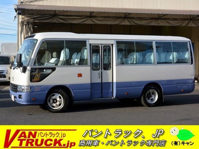 トヨタ ショート LX 26人 自動折戸式ドア フォグランプ 5MT クーラー ヒーター 暖機スイッチ 左電動格納ミラー CDデッキ