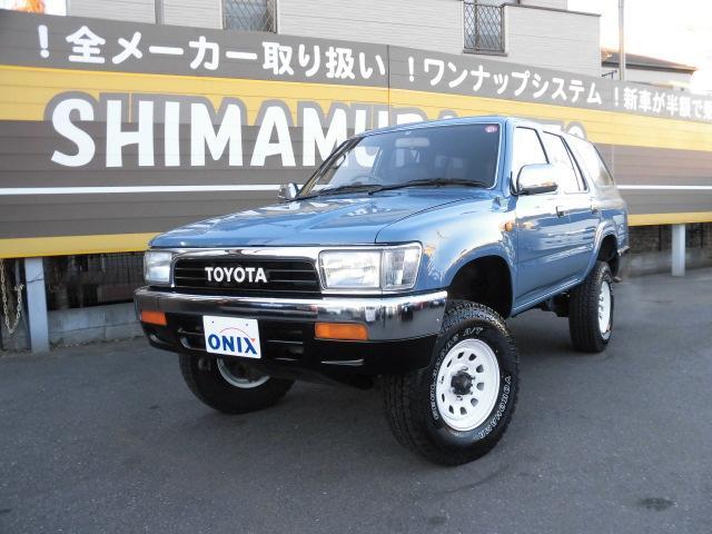 トヨタ SSR-V Reメイク ガソリン デイトナ