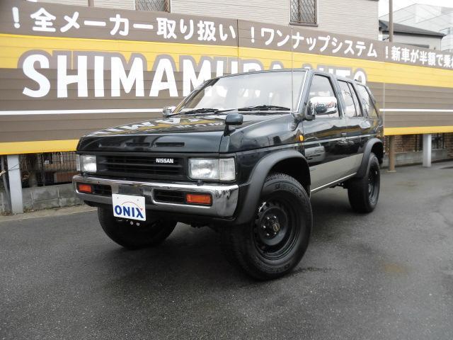 日産 V6-3000 ワイドR3M リフトアップ ガソリン