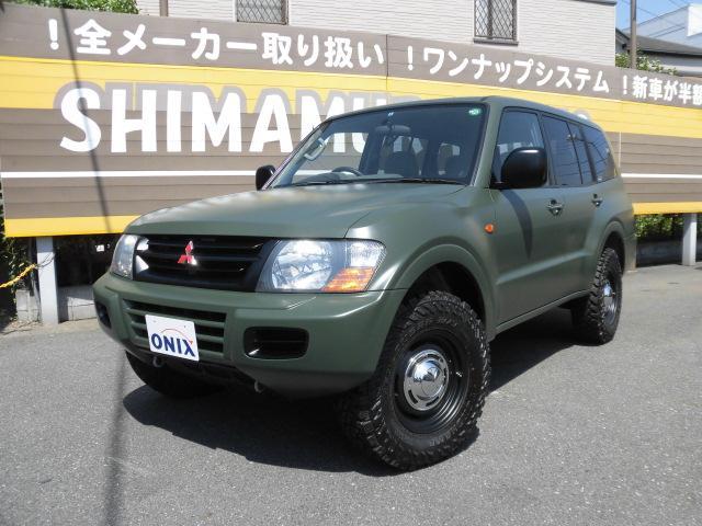 三菱 ロング オリジナルカスタム 新品AW&タイヤ