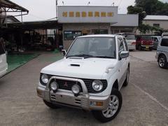 パジェロミニVR−II ターボ 4WD AW ABS エアバッグ