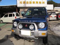 パジェロミニXR−II ターボ 4WD キーレス