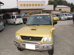 パジェロミニVターボ 4WD ワンオーナー キーレス AW CD エアB