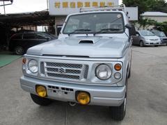 ジムニーランドベンチャー 4WD エアコン AW パワステ