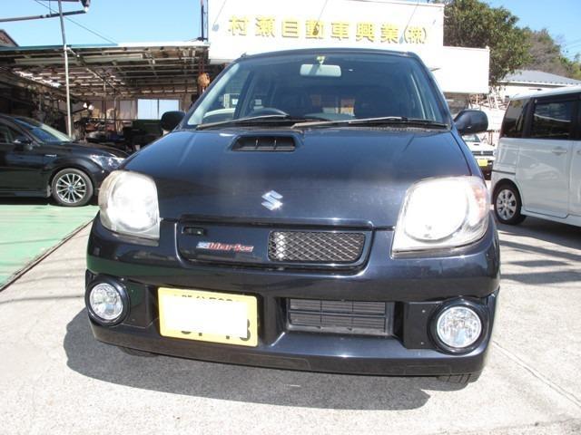 スズキ ベースグレード CD エアロ ターボ 禁煙車 キーレスエントリー ABS 運転席エアバッグ 助手席エアバッグ エアコン パワーステアリング パワーウィンドウ