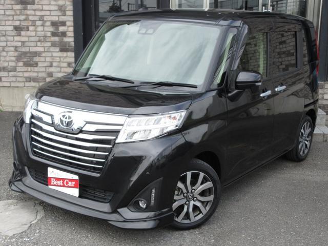 トヨタ カスタムG-T 純正メモリーナビ フルセグTV 両側自動ドア シートヒーター スマートアシストIII Bluetooth LEDライト スマートキー