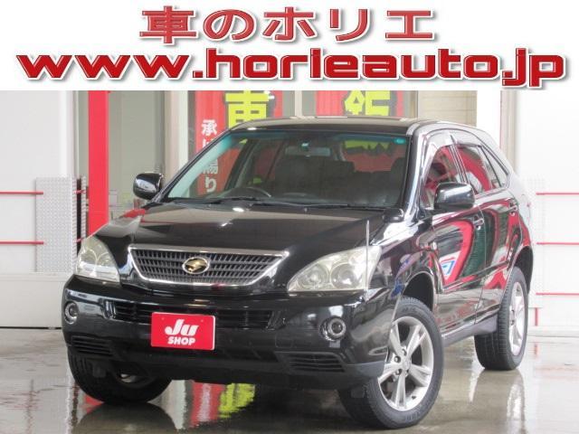 トヨタ プレミアムS-PKG 4WD1オナ純正ナビ黒革暖電動Rゲート