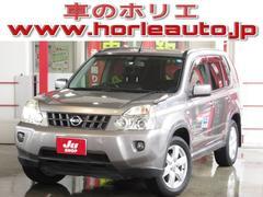 エクストレイル20Xtt 4WD純正HDDナビ1セグBカメラ合皮革暖シート