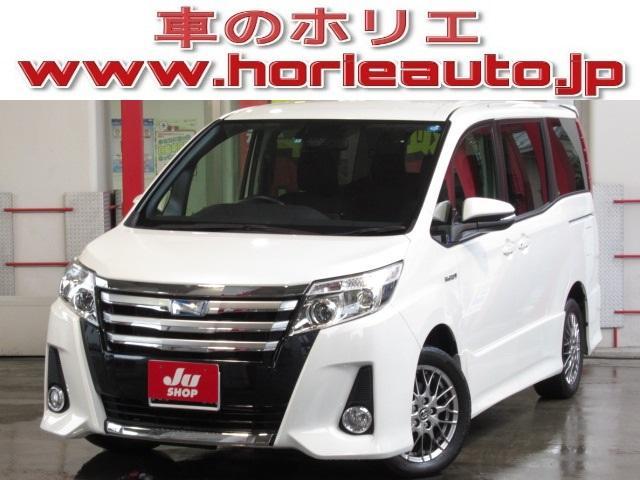 トヨタ HV-Si 純正10型ナビ地デジBカメラ両側電動セーフティ