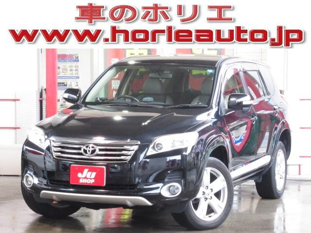 トヨタ 350S G-PKG 7人乗4WD社外HDD地デジ半革電動暖