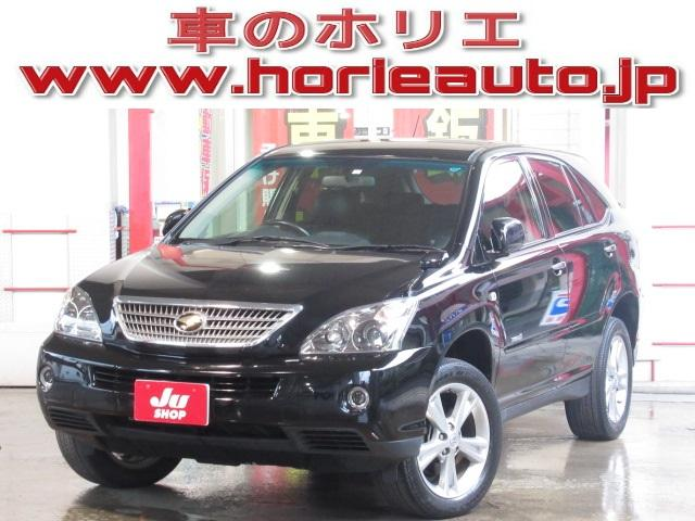 トヨタ プレミアムS-PKG JBLサウンド純正HDDナビ黒本革