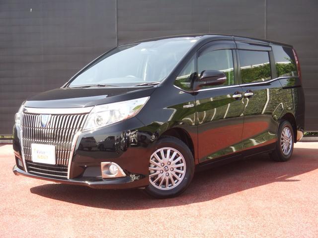 トヨタ ハイブリッドXi フルセグSDナビ ワンオーナー