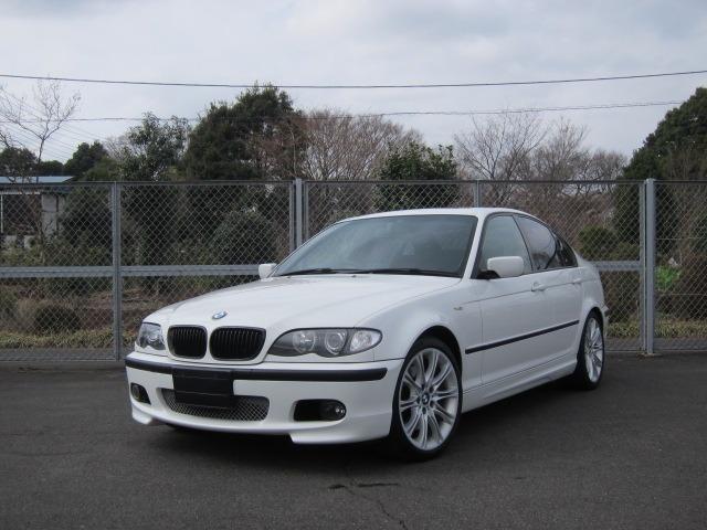 BMW 330i MスポーツPKG サンルーフ ETC キセノン