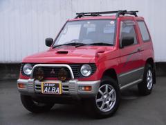 パジェロミニVR−II 5速マニュアル ターボ 4WD 社外アルミ