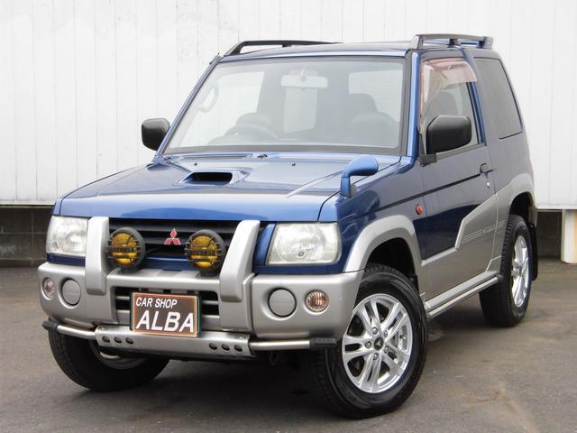 三菱 V ターボ 4WD 社外アルミ キーレス バイザー フォグ