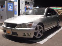 アルテッツァRS200 Zエディション 6速MT