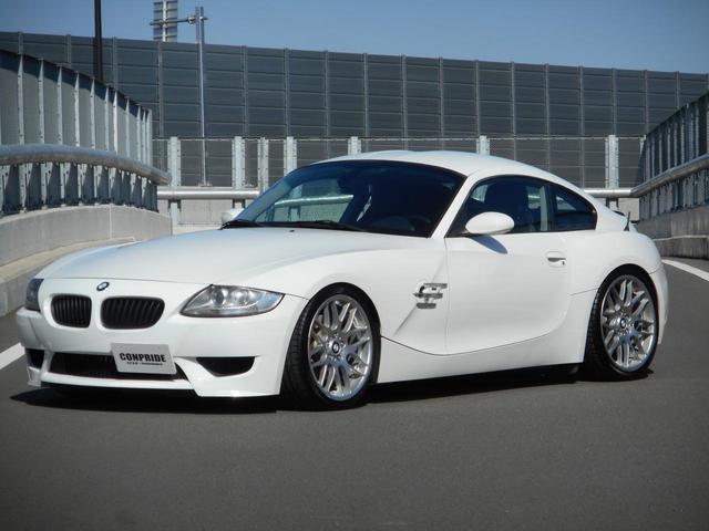 BMW E86 3.0si Z4Mバンパー ARQRAYマフラー