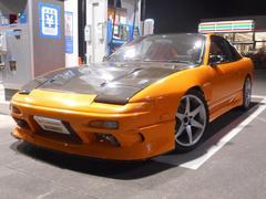 180SXタイプIII GT−RSタービン フルエアロ 車高調