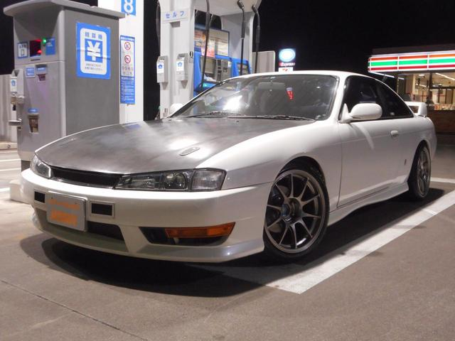 日産 K's エアロ GT-SSタービン 車高調 機械式LSD