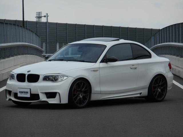 BMW 135i サンルーフ 3Ddesign DME 1Mバンパー
