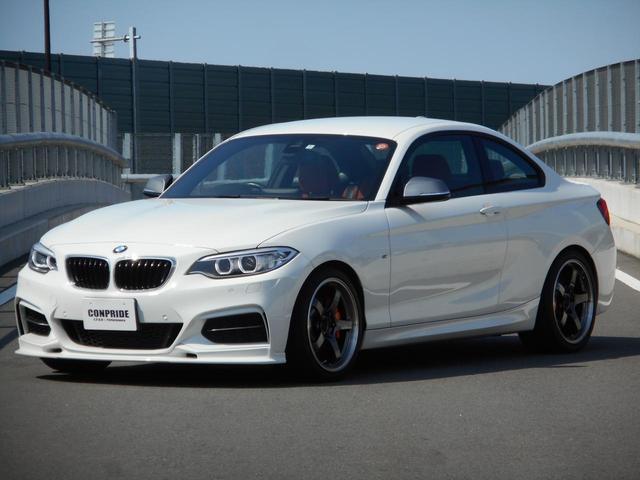 BMW M235i 6MT KW車高調 Mパフォーマンスブレーキ