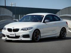 BMWM235i 6MT KW車高調 Mパフォーマンスブレーキ