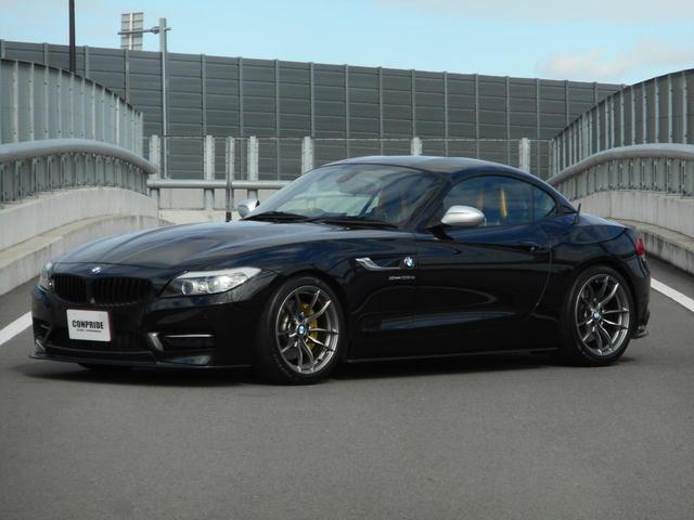 BMW sDrive35is eisenmannマフラー 3Dリップ