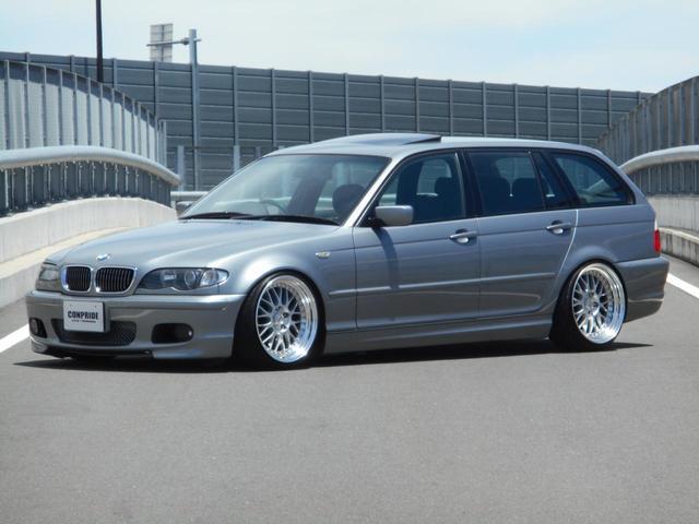 BMW 325iツーリング Mスポーツ サンルーフ ACCエアサス
