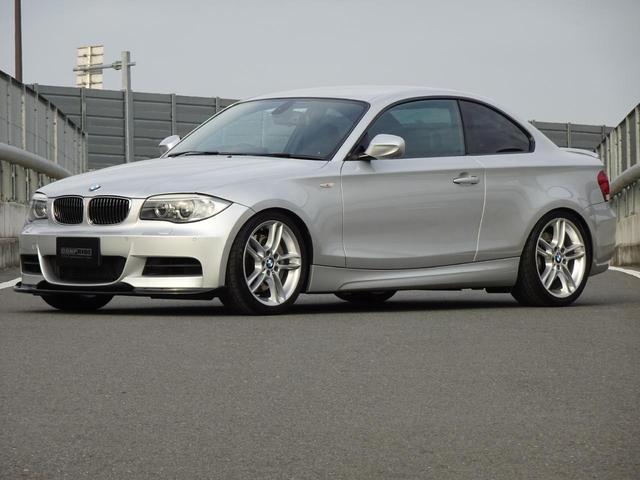 BMW 1シリーズ 135i 7速DCT 後期型 KW車高調 BMW Performance ブレーキシステム HAMANNフロントリップスポイラー ブラックラインテールレンズ 3DDesignトランクスポイラー