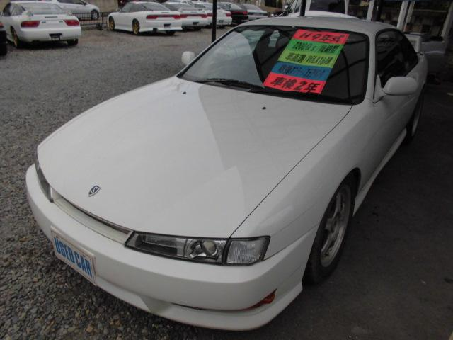 日産 2000Q's 後期型 ローダウン