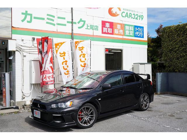 三菱 GSRエボリューションX 車高調 18AW マフラー エアロ