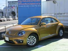 VW ザ・ビートルデザイン ナビTVBカメラ 記録簿付き ディーラー車