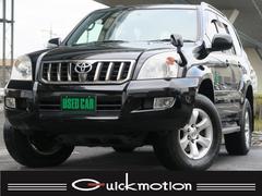 ランドクルーザープラドTXリミテッド 4WD 本革 ナビ地デジ カメラ ETC