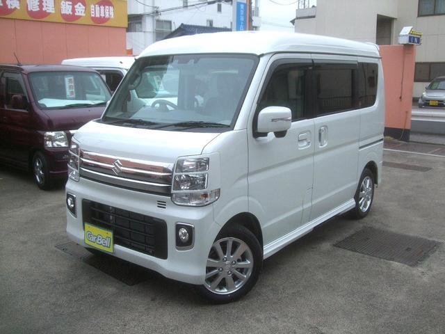 スズキ PZターボスペシャル 4WD ナビTV Bモニタ ETC