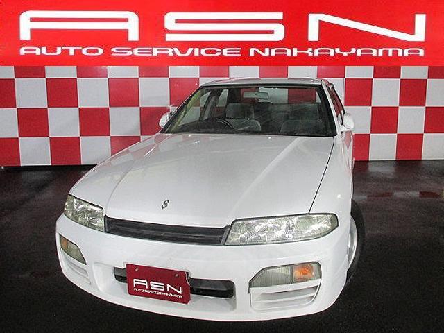 日産 GTSタイプX ワンオーナー 電格ミラー 記録簿