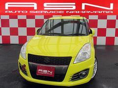 スイフトスポーツベースグレード ブリッツ車高調 HDDナビ フルセグ ETC ドラレコ クルコン LEDフォグ