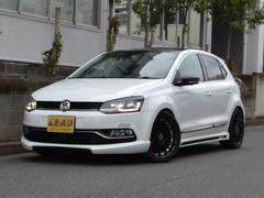 VW ポロTSIコンフォートラインアップグレードパック 1オーナー